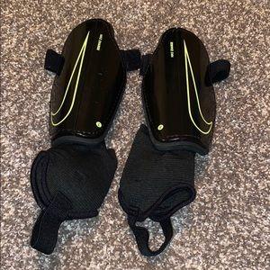 Nike soccer shin guards